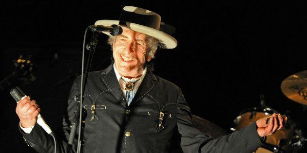 Aqui está discurso de Dylan para Nobel de