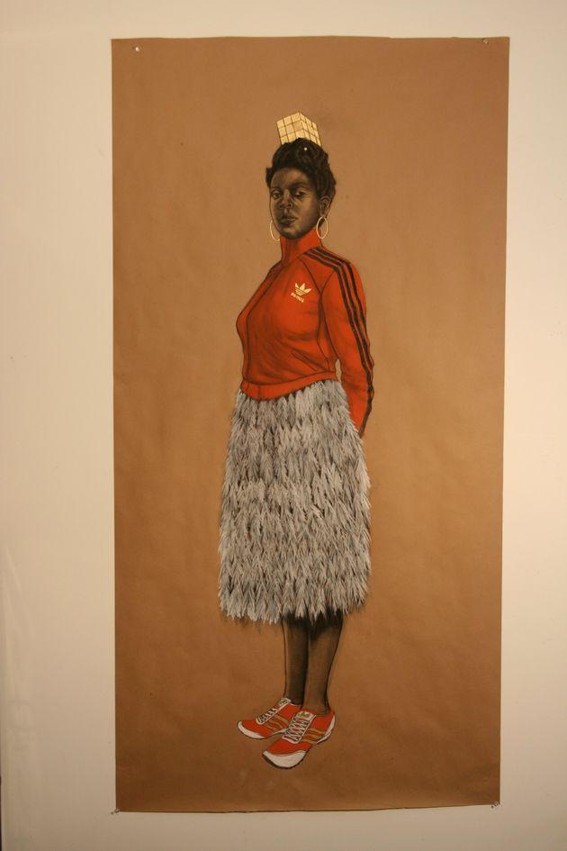 Tina Knowles, mãe de Beyoncé e Solange, é colecionadora de arte. E isso explica muita