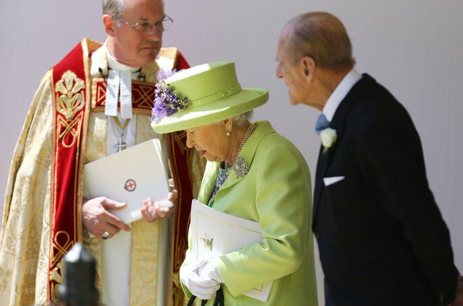 17 fotos que resumem o emocionante casamento de Príncipe Harry e Meghan