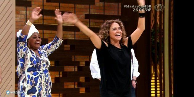 Daniela Mercury e Dadá deveriam ser juradas fixas do 'MasterChef