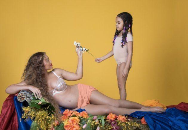 É oficial: Os gêmeos de Beyoncé já estão entre