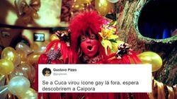 Já tem gente apostando no sucesso de Caipora como meme LGBT