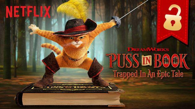 Novo título do 'Gato de Botas', bastante interativo, já está disponível na