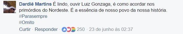 É difícil não se arrepiar com o 1º clipe de Luiz Gonzaga para o hino 'Asa