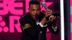 Michelle Obama fez uma homenagem poderosa a Chance The Rapper no BET