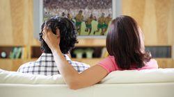 É proibido torcer pelo Brasil: O movimento do casal