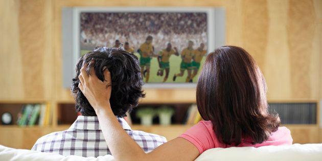 Benício e Jamile são o Casal Anti-Copa, do articulista Gabriel