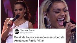 Anitta, Pabllo e 'Sua Cara' na TV: Se juntas já causam, imagina