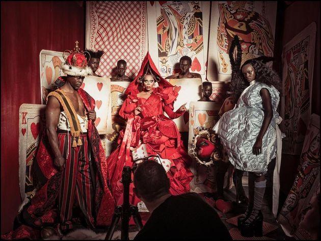 O fotógrafo Tim Walker e o novo editor da Vogue britânica, Edward Enninful, assinam a produção do novo