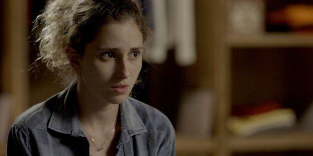 Carol Duarte, em cena de 'A Força do Querer', interpreta Ivana — que se tornará