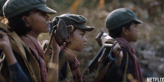 Netflix lança trailer oficial de filme sobre invasão ao Camboja dirigido por Angelina