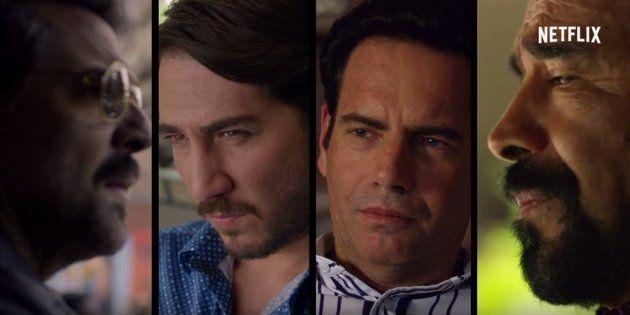 Os chefões do Cartel de Cali estão na mira do DEA no trailer da 3ª temporada de