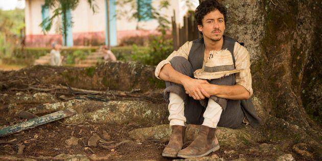 Aos 26 anos, ator pernambucano encarna protagonista inspirado no folclore