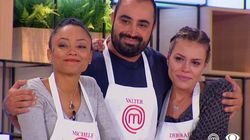 O top 3 do 'MasterChef Brasil' está formado (e parece que Michele é a favorita do