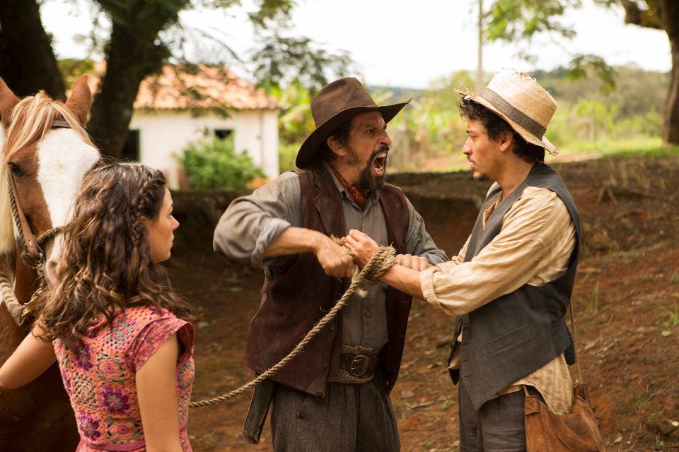 Filmagens 'Malasartes' fora do estúdio foram realizadas na região de Jaguariúna, no interior de São