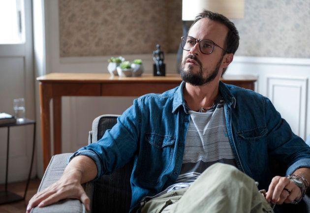 Paulo Vilhena é Dado, o esposo de Rosa: Ele quer salvar o meio ambiente, mas parece que isso não inclui...