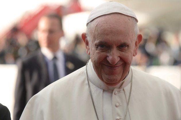 Papa Francisco é hoje voz de mudança progressiva dentro da Igreja Católica em todo o mundo. (Photo by...