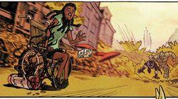 Nova heroína da Marvel é inspirada nas meninas da Nigéria sequestradas pelo Boko