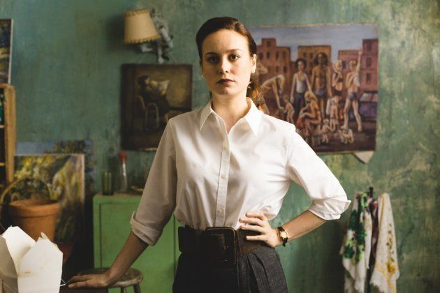 Brie Larson em cena de 'O Castelo de Vidro', no qual ela interpreta Jeannette