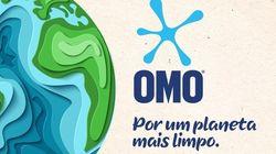 A revolução que OMO está fazendo ao usar plástico reciclado em suas