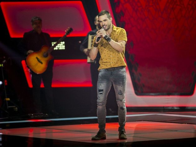 O sertanejo de raiz que encantou Ivete Sangalo no 'The Voice