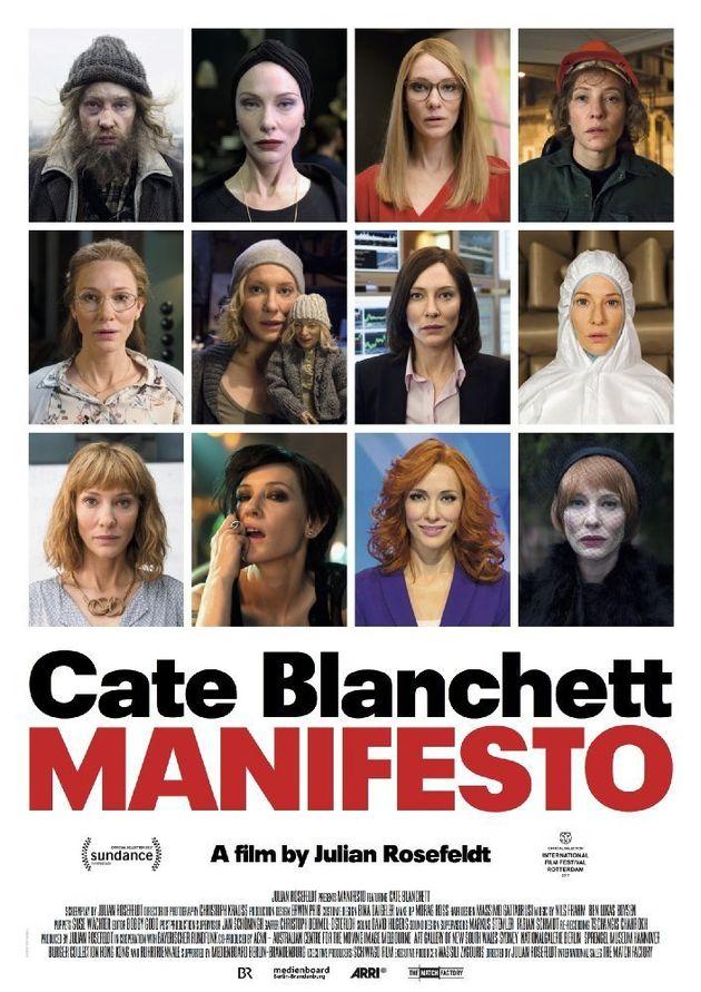 'Manifesto', o filme em que Cate Blanchett interpreta TREZE