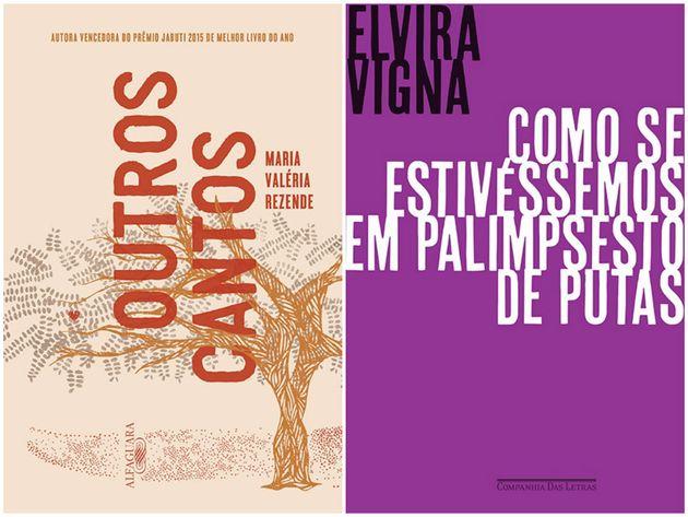 Ambos os títulos que concorrem na categoria Romance foram publicados pela Companhia das