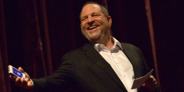 Harvey Weinstein tem um longo e estranho relacionamento com a