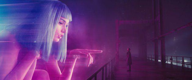 Em Blade Runner, as mulheres também não recebem o melhor dos