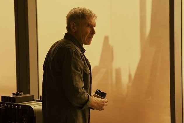 Após 30 anos, Harrison Ford volta a Blade Runner como o (agora ex) caçador de androides