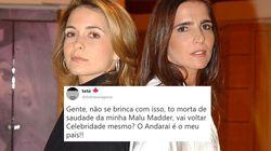 A Globo vai reprisar 'Celebridade' e agora só se fala em Maria Clara x