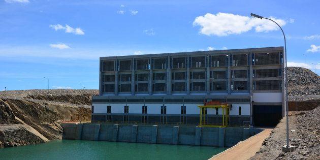 Projeto de Integração do rio São Francisco - Eixo Norte