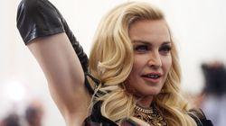 ASSISTA: 'Te amo', diz Madonna a Caetano Veloso no