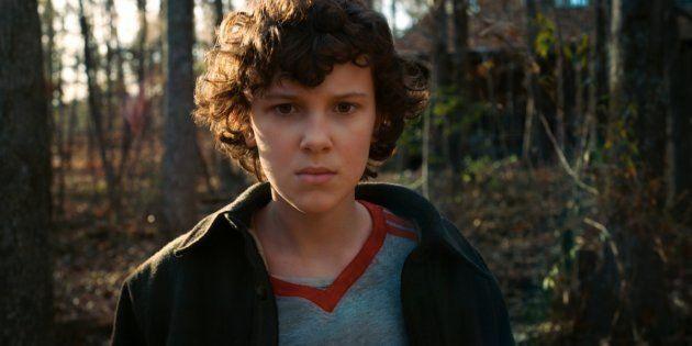 Nesta nova temporada, Eleven percebe que tinha uma amiga no Laboratório Nacional Hawkins quando era