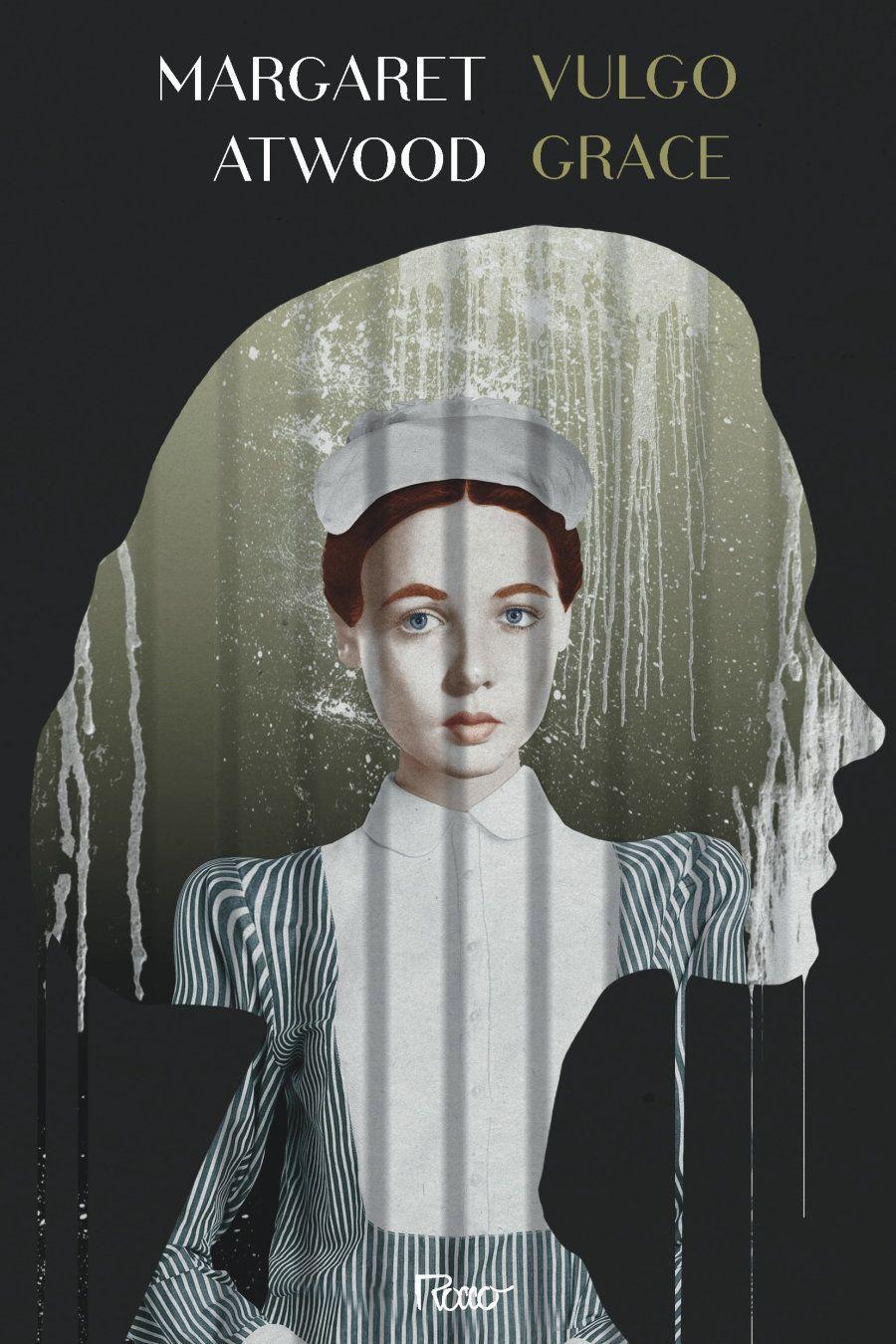 Nova capa de 'Vulgo Grace', feita por Laurindo Feliciano para a