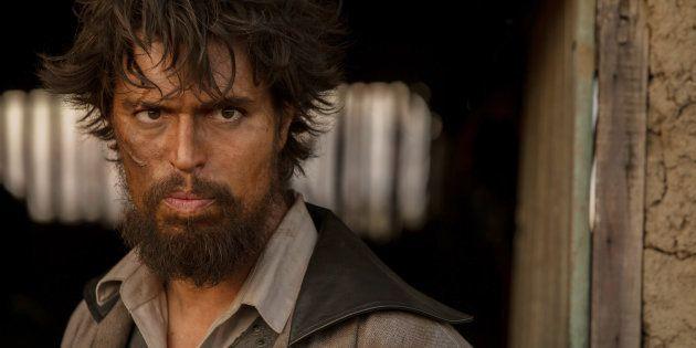 Diogo Morgado é Cabeleira, o protagonista de 'O