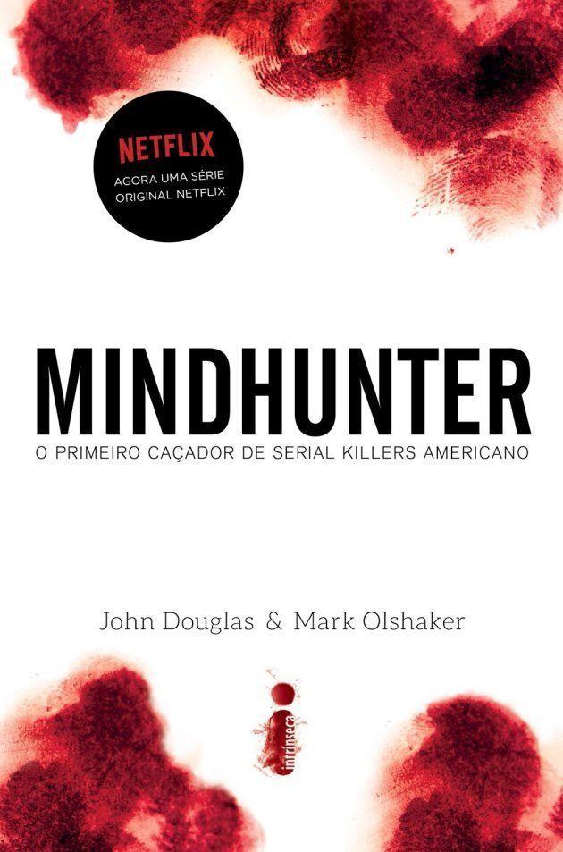 Capa de 'Mindhunter' feita por Aline Ribeiro para