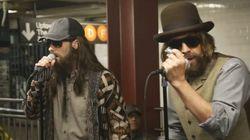 O dia em que Maroon 5 tocou escondido no metrô de Nova