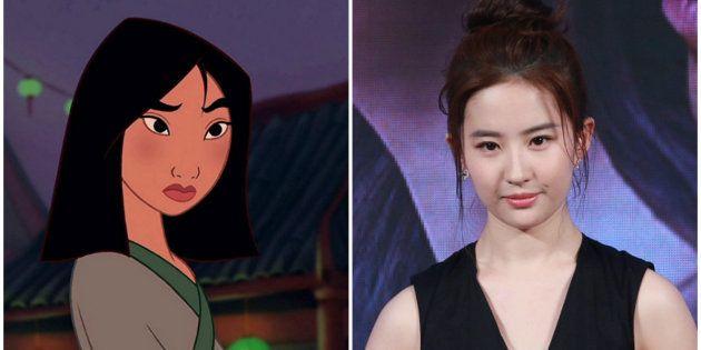 Disney percorreu cinco continentes e entrevistou mais de mil mulheres para escolher atriz que viverá...