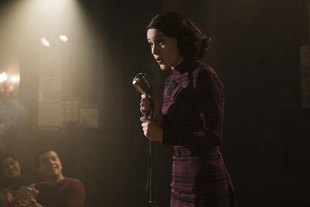 Brosnahan, indicada ao Emmy por 'House of Cards', fala tão rápido na série que precisou fazer aquecimento...