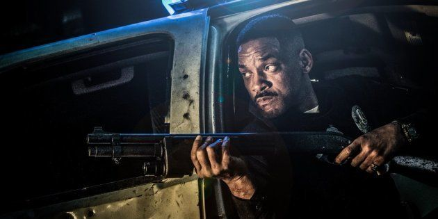 Will Smith é policial racista em