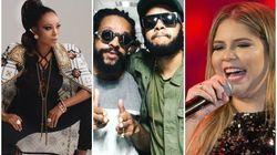 Música à beira-mar: 13 shows que vão agitar as praias brasileiras neste