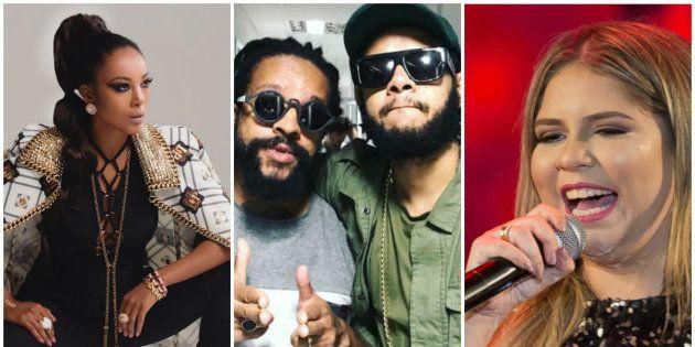 Negra Li, Emicida, Rael e Marília Mendonça são alguns artistas que apresentam no litoral brasileiro neste