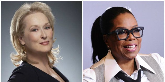 Meryl Streep e Oprah Winfrey devem aderir ao clima de protesto do 'Globo de