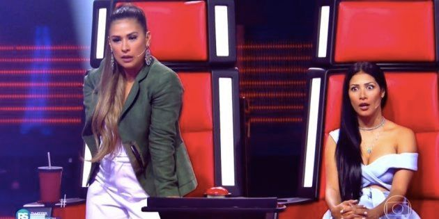 Simone e Simaria estreiam na nova temporada do The Voice