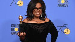 O discurso histórico de Oprah Winfrey no 'Globo de Ouro