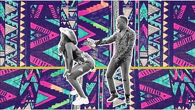 Frame de vídeo dirigido pelo nigeriano Clarence