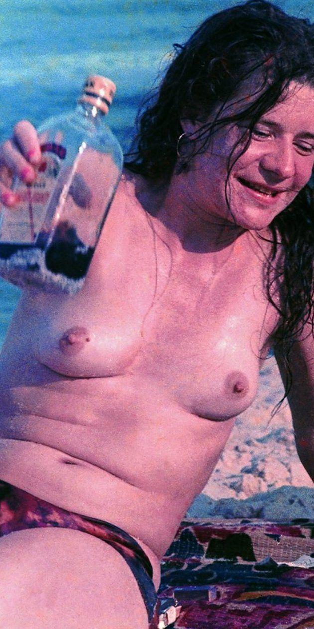 Clique de Janis Joplin de topless no Rio de Janeiro nos anos