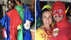 O Carnaval da Fátima está mais divertido (e romântico) que o