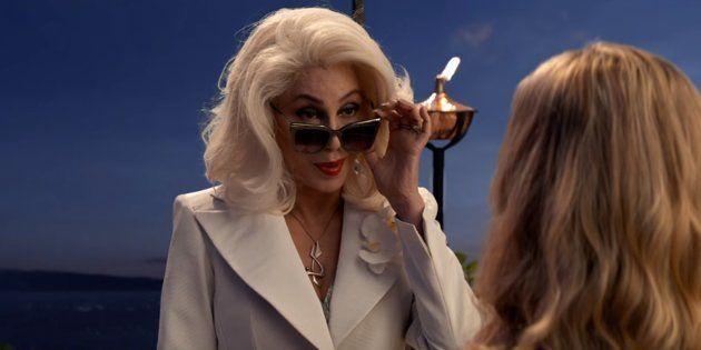 Diva pop interpreta Ruby Sheridan, mão da protagonista